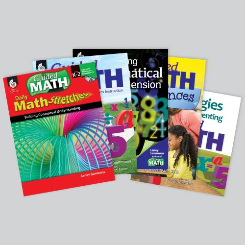 Guided Math for Teachers (K-2)