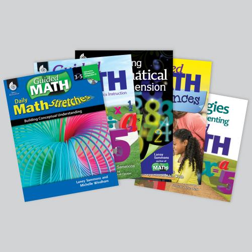 Guided Math for Teachers (3-5)