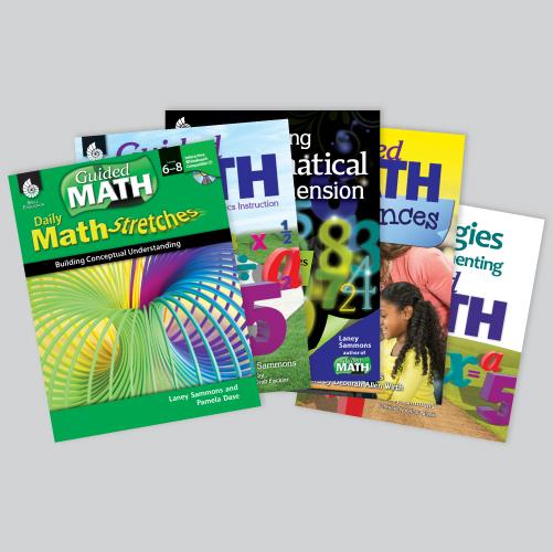 Guided Math for Teachers (6-8)