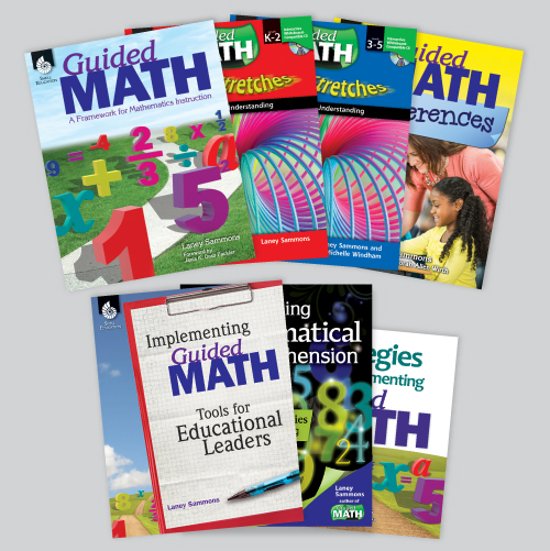 Guided Math for Elementary Leaders