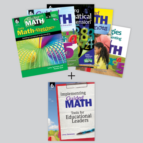 Guided Math for Middle School Leaders